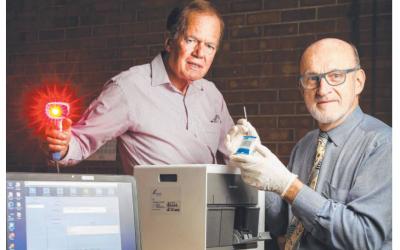 Remote virus testing on fast-track program